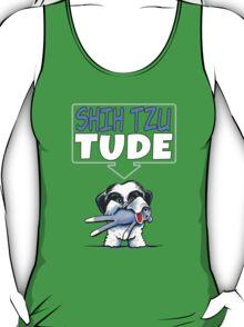 Shih Tzu Tude (Dark) T-Shirt