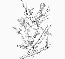 Twig Survey. Color Project.  Unisex T-Shirt