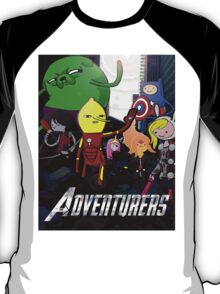 The Adventurers! T-Shirt