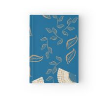 Chinese Hand Fan Hardcover Journal