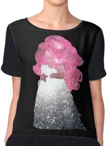 Rose Quartz Women's Chiffon Top