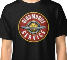 Oldsmobile Service sign Classic T-Shirt