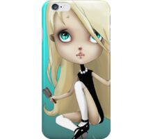 Blonde iPhone Case/Skin
