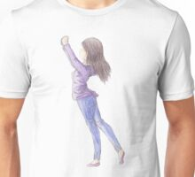 Keep looking forward Unisex T-Shirt