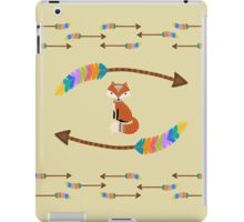 Fox - Arrows  iPad Case/Skin