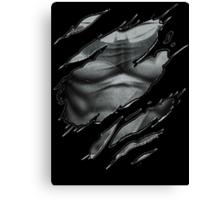 Shirt Rip- Batman Canvas Print