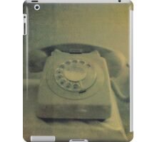Mum's Telephone iPad Case/Skin