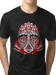DV calavera Tri-blend T-Shirt