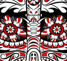 DV calavera Sticker