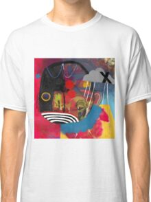 UPSIDE DOWN SMILE Classic T-Shirt