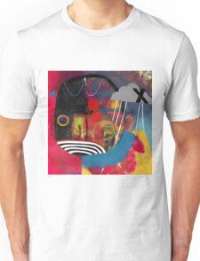 UPSIDE DOWN SMILE Unisex T-Shirt