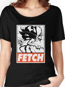 Felicia Fetch Obey Design Women's Relaxed Fit T-Shirt