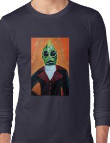 Gentleman Sleestak Long Sleeve T-Shirt