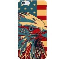 American Patriotic Eagle  iPhone Case/Skin