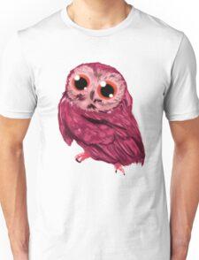 Owly_pink Unisex T-Shirt