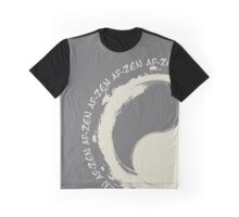 Zen AF-Cream Graphic T-Shirt