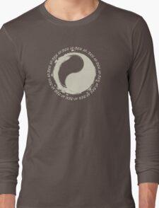Zen AF-Cream Long Sleeve T-Shirt