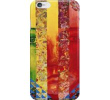 Conundrum I - Rainbow Woman iPhone Case/Skin