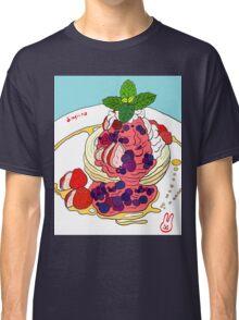 Berry Pancakes Classic T-Shirt