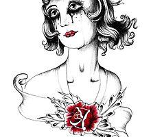 Rose by Bigfatbird