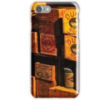 Kam Wah Chung museum shelves iPhone Case/Skin