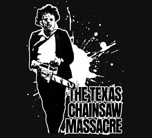The Texas Chainsaw Massacre (Transparent) Unisex T-Shirt