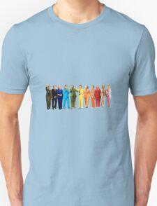 Hillary Rainbow Unisex T-Shirt
