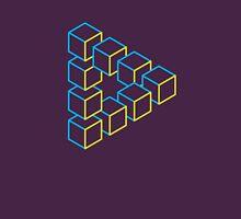 Impossible Shapes: Cubes Unisex T-Shirt