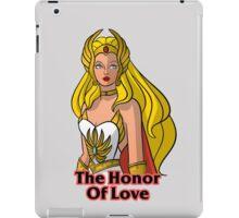 """He-Man She-Ra """"Honor of Love"""" iPad Case/Skin"""