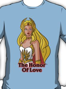 "He-Man She-Ra ""Honor of Love"" T-Shirt"
