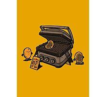 Pancakes Solarium Photographic Print