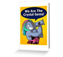 Bismuth Can Do It! Greeting Card