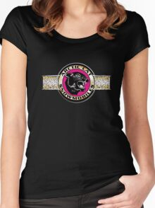 Arctic Cat Vintage Snowmobiles Women's Fitted Scoop T-Shirt
