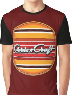 Chris Craft vintage wooden boats Graphic T-Shirt