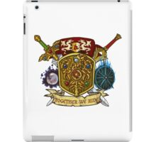 Emblematic iPad Case/Skin