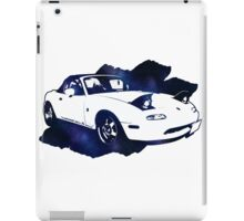 Eunos Roadster (Mazda MX5,Miata) iPad Case/Skin