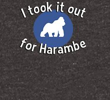 I took it out for Harambe Unisex T-Shirt