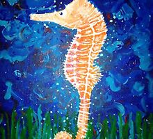 Sea Horse Blues by madisoncenter