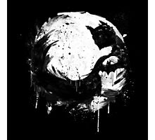 Dark Moon Photographic Print