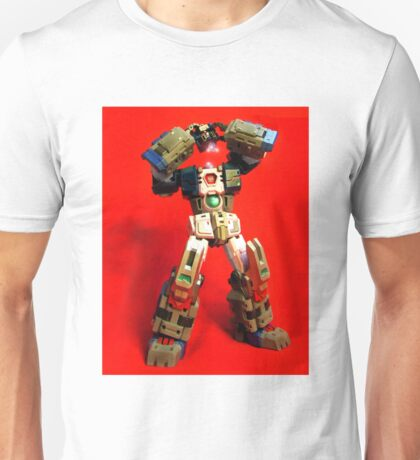 Heads will ROLL OUT! Unisex T-Shirt