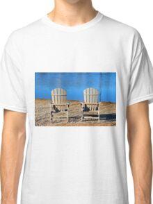 Private Beach Classic T-Shirt