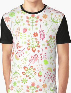 Flower summer. Graphic T-Shirt