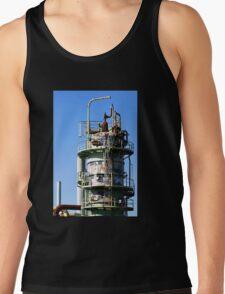 Oil Refinery Tank Top
