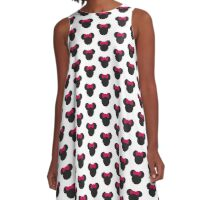Miss Mouse A-Line Dress