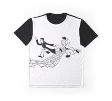 Holmes and Watson Graphic T-Shirt