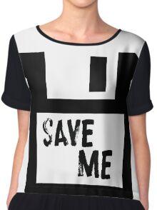 Save Me Chiffon Top