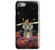 The Martian Dragon iPhone Case/Skin
