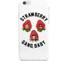 Strawberry Gang: Squad iPhone Case/Skin