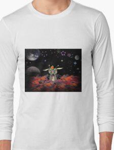 The Martian Dragon Long Sleeve T-Shirt