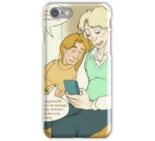 Classics on Vacation IV iPhone Case/Skin